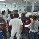 Más de 100 estudiantes guatemaltecos ingresados por intoxicación alimentaria