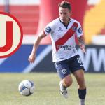 El uruguayo Pablo Lavandeira refuerza a Universitario para el Clausura