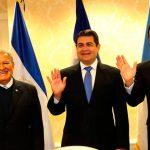 Presidentes del Triángulo Norte abordarán tema de unión aduanera en Honduras