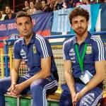 Scaloni y Aimar serán los seleccionadores interinos de Argentina