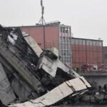 Un peruano entre las víctimas del derrumbe en Génova, informa embajador