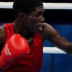 Yuberjen Martínez le da el primer oro en boxeo a Colombi