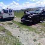 Tres muertos en accidentes carreteros durante este domingo