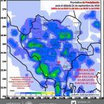 Alarma:  Llueve rumbo a la presa Bayacora y desalojarán más agua; riesgo de inundaciones por el río El Tunal