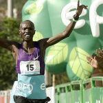 Atropellan al keniano Kiprono cuando participaba en medio Maratón de Medellín