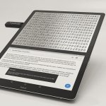 Blitab, un dispositivo que traduce internet al braille
