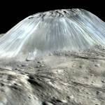Detectan más de veinte volcanes de hielo en el planeta enano Ceres