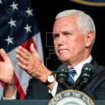 El vicepresidente de EE.UU. niega ser autor del artículo anónimo contra Trump