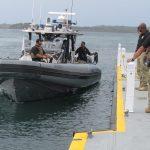 La Guardia Costera en San Juan repatría a 22 indocumentados dominicanos