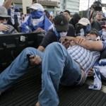 Manifestaciones de sandinistas y opositores dejan dos heridos en Nicaragua
