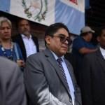 Morales apela a los buenos guatemaltecos para defender la soberanía y la paz