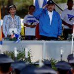 Presidente de Nicaragua centra discurso de fiestas patrias en crítica a EEUU