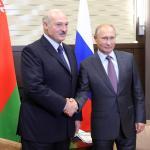 Putin propone a Lukashenko resolver diferencias en energía y agricultura