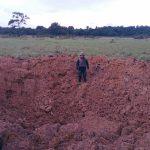 Soldados hondureños destruyen pista clandestina para narcotráfico y suman 48