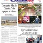 Edición impresa del 19 de octubre del 2018
