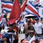 Apoyo del sector salud a huelga cae al 2,2 por ciento en Costa Rica, según Gobierno