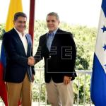 Duque y Hernández unen fuerzas para reclamar un pago justo a los caficultores