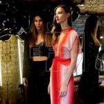 La moda colombiana se viste de naranja para apoyar el avance de la economía