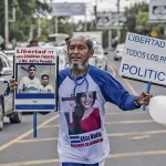 Liberan por cuarta vez a maratonista que corre contra Ortega en Nicaragua