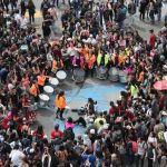 Los estudiantes colombianos piden masivamente apoyo a la educación pública