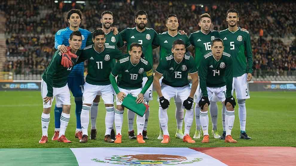 México se enfrentará con Costa Rica y Chile con un equipo alterno 18f083d9d9a8d