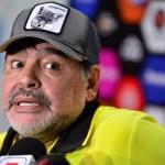 """Maradona no dirigiría a Argentina porque hay """"traidores"""", pero sí a Boca"""