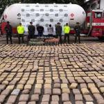 Incautan 1,2 toneladas de marihuana en la frontera de Perú y Colombia