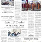 Edición impresa del 15 de noviembre del 2018