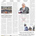 Edición impresa del 30 de noviembre del 2018