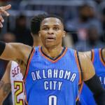 100-83. Westbrook aporta triple-doble en victoria de los Thunder