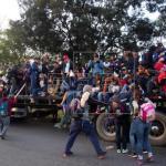 Caravana migrante avanza rumbo a Guadalajara en su trayecto hacia EE.UU.