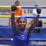 La colombiana Caicedo disputará la final mundial del peso semipesado