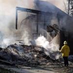 Una semana después, 631 desaparecidos y 66 muertos en incendios de California