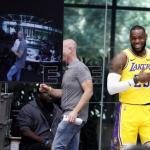 90-83. Los Lakers sacan petróleo ante los Jazz