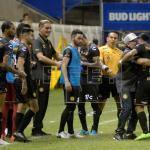 Los Dorados vencen 1-0 al San Luis y Diego Maradona es expulsado otra vez