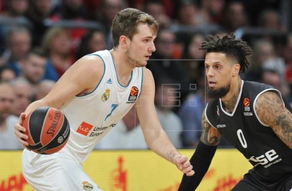 Doncic destaca en la cuarta victoria consecutiva de los Mavericks