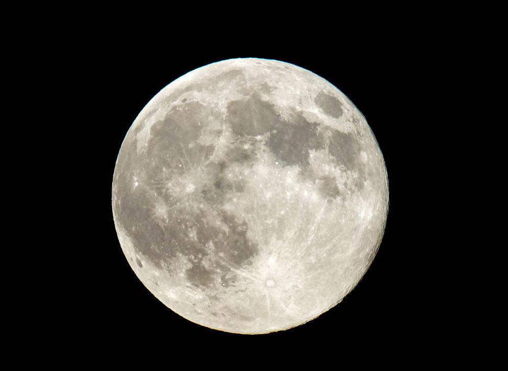 Hoy se apreciar la ltima luna llena de oto o for Hoy hay cambio de luna