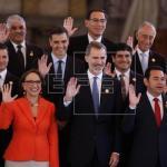 Una Iberoamérica conciliadora ignora las crisis de Venezuela y Nicaragua