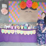 Araceli Salinas festejó su baby shower