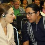 Presentan en Colombia programa de educación bilingüe en frontera con Brasil