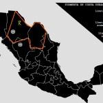 Sistema frontal  No. 17 y masa de aire polar ingresan esta noche a Durango