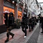 Detenida una quinta persona del entorno del atacante de Estrasburgo