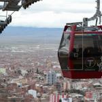 El teleférico de La Paz suma una nueva línea con vocación de seguir creciendo