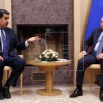 Maduro arranca a Putin apoyo diplomático, pero también espera ayuda económica