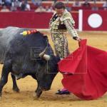 Puerta grande para Antonio Ferrera y gran toreo de Juan Pablo Sánchez
