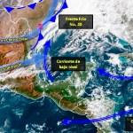 Frente frío número 20 provoca bajas temperaturas en Durango