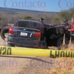 Hallan sin vida a un hombre a bordo de un automóvil en las cercanías de La Ferrería; ya investiga la autoridad