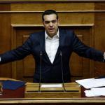 Tsipras explica que pide confianza para asegurar respaldo absoluto de cámara