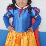 Celebra su cumpleaños 5 la  niña Zoe Viridiana Rodríguez Reyes