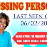 Desaparece en Nairobi una activista que denunciaba asesinatos extrajudiciales